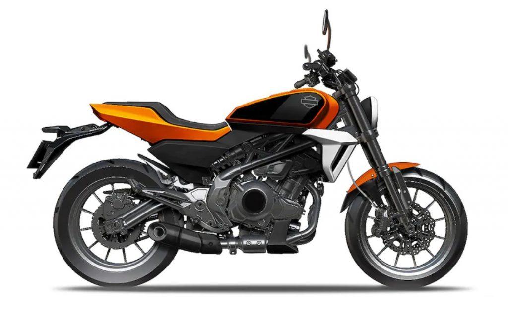 Harley Davidson Entry Level Bike